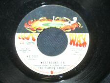 """The Flaming Ember """"Westbound #9/Why Don't You Stay"""" 45"""