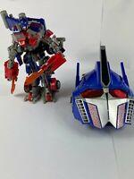 Transformers ROTF Leader class Optimus Prime Revenge of the Fallen VGC FREE POST