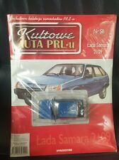 IXO IST VAZ Lada 2109 Samara Polish edition KAP 1:43 MIB OVP old stock PRL CCCP