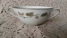 "VINTAGE NORITAKE ""VINEYARD"" #6449, SOUP COUPE- EXCELLENT CONDITION"