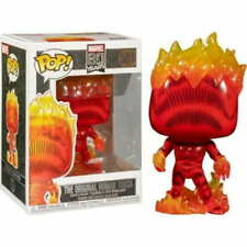 Figura Funko POP THE ORIGINAL HUMAN TORCH Marvel 80 Aniversario 501