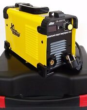 Welding Inverter Machine 250A SAP technology +PLASTIC CASE Hot Start Anti Stick