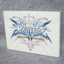 BLAZBLUE Continuum Shift Visual Book Ltd Booklet Art Book PS3