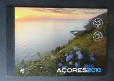 Azores 2010 Invertebrates Booklet crab MNH UM unmounted mint