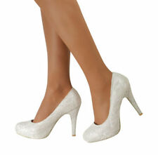 Pumps, Classics Medium (B, M) Stiletto Party Heels for Women