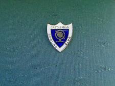 CASTLEMILK BOWLING CLUB GLASGOW SCOTLAND - ENAMEL BOWLS PIN BADGE