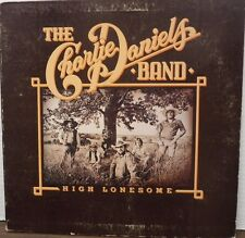The Charlie Daniels Band High Lonesome 33RPM AL34377 1976  010817LLE