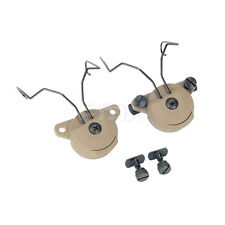 FMA EX Type Headset and Helmet Rail Adapter Set Gen 2 for MSA Headset - DE