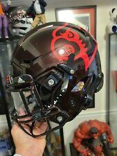 Louisville Cardinals 2019 Music City Bowl Riddell Game Worn Flex Speed Helmet