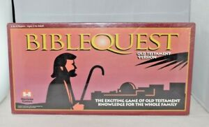 Horizon Games - Bible Quest Family Board Game (Old Testament Version) New