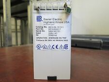 Basler Electric Phase Balance Relay BE3-59-1S1N1 208V AC 50/60Hz Used