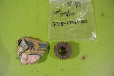 NOS YAMAHA OEM 3RD PINION GEAR 278-17131-00 DS7 R5