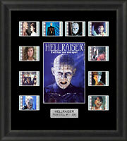 Hellraiser Framed 35mm Film Cell Memorabilia Filmcells Movie Cell Presentation