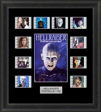 Hellraiser Framed 35mm Film Cell Memorabilia Filmcells Movie Cell Presentation