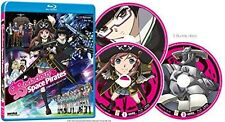 Bodacious Space Pirates: Complete (Blu-ray Disc, 3-Disc Set) Anime Lot New