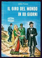 Verne J., il Giro del mondo in 80 giorni, Mursia Collana Corticelli n. 26
