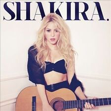 SHAKIRA by SHAKIRA (CD, 2014 - USA - Sony Music) 12 Songs, Like New Condition!!!