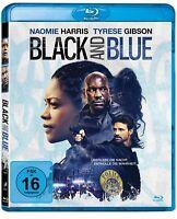 Black and Blue  [Blu-ray/NEU/OVP] Cop-Action-Thriller um eine wackere Jungpolizi