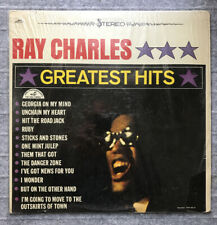 Ray Charles : Greatest Hits (LP, ABCS 415)