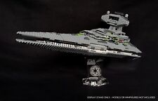 Display Stand 3D coudé pour Lego 6211/75055 Star Destroyer-Imperial (Star Wars)