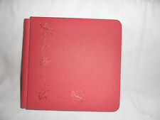 CREATIVE MEMORIES COLLECTION PREDECORATED album holds 24 pict,5 X 7 in Buffered
