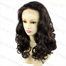 Wiwigs Lace Front Cap Curly Wigs