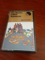 THE BEATLES -- YELLOW SUBMARINE -- Cassette -- w/All You Need Is Love