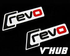 REVO PERFORMANCE METAL WING BADGES - SUPPLIED FROM UK REVO DEALER