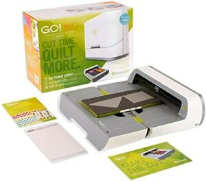 Accuquilt GO! Big Electric Fabric Cutter Starter Set SKU:5500