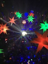 Inflatable party event star with LED RGB, Bulk Sale