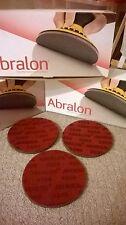 Mirka abralon disque 150mm-mixed pack 2x P1000, P2000, P4000