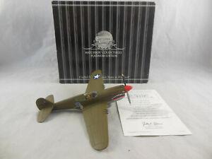 Matchbox Collectibles 92107 Curtis P-40E Warhawk Platinum Edition