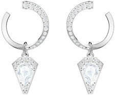 Swarovski 5393207 Lucy Pierce Earring Kite Rhodium Plated  RRP $99