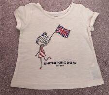 Girls Baby Gap T-Shirt 18-24 Months