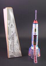 ältere Blechspielzeug Rakete - SKYEXPRESS  & OVP