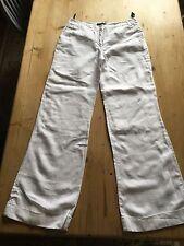 Boden Linen Tailored Trousers for Women