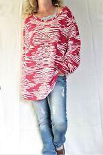 Calvin Klein L Sleeve Scoop Neck Knit Top Pink  Sz 3X