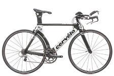 2007 Cervelo P3C Time Trial Bike 54cm Medium Shimano Dura-Ace 7800 10 Speed