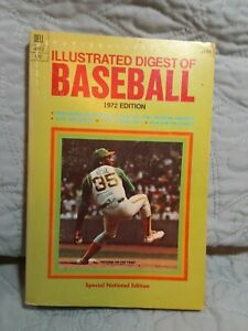 1972 Edition: Illustrated Digest of Baseball, Special National Edition