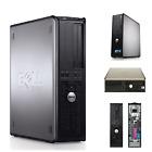 Dell - Dual Core 8gb 1tb Hdd Windows 10 - Desktop Pc Computer