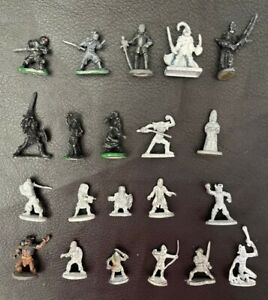 AD&D Miniatures - loose lot #25