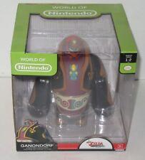 World of Nintendo Ganondorf 6 inch Figure JAKKS Legend Zelda Wind Waker NEW
