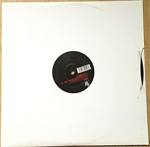 """Pascal Feat MC GQ – In The Meantime / You Know 12"""" Vinyl Record FRONT052 DnB"""
