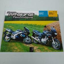 Revue technique atelier E.T.A.I moto Yamaha XJS 900 Diversion 1995 à 2002