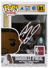 Shaquille O'Neal Signed Orlando Magic Funko Pop BAS ITP