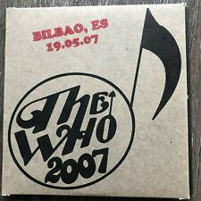 The Who - Encore Series - Bilbao, Spain 19/05/2007 LIVE 2CD