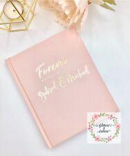 Personalised Wedding Planner Organizer, Engagement, Bridal Shower Gifts
