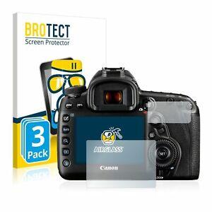 Canon EOS 5D Mark IV , 3 x BROTECT® AirGlass® Premium Glass Screen Protector