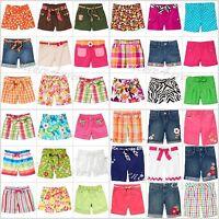 NWT Gymboree Kids Girl Summer/Spring Shorts Adjustable Waist