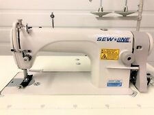 Sewline Sl-8700 Complete All-New-Unit 110V Servo Industrial Sewing Machine